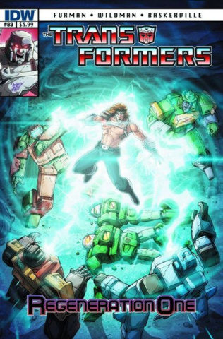 The Transformers: Regeneration One #83