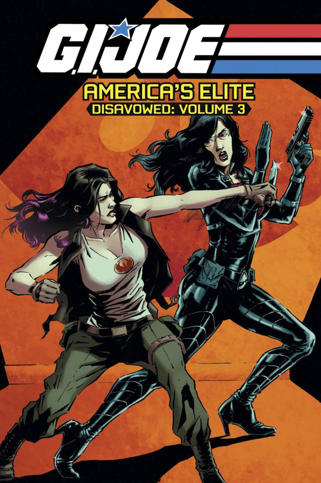 G.I. Joe: America's Elite Vol. 3: Disavowed