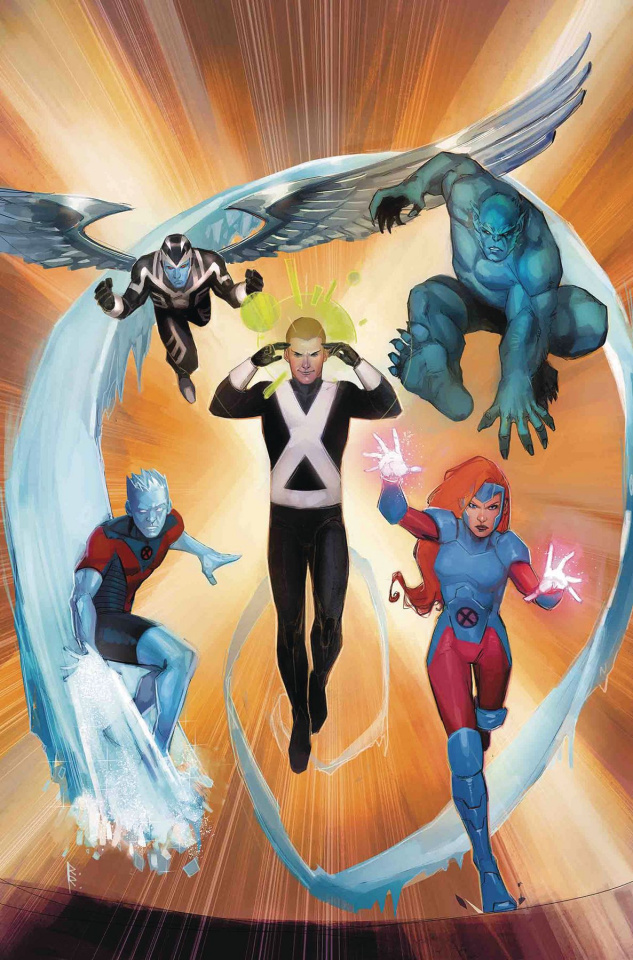 Astonishing X-Men Annual #1