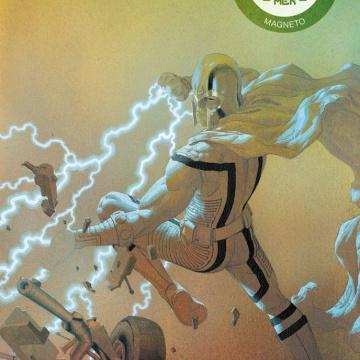 Giant-Size X-Men: Magneto #1 (Ribic Cover)