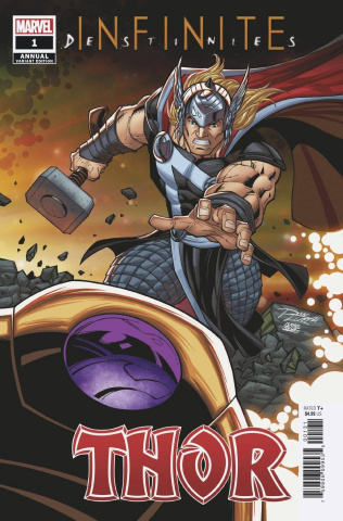 Thor Annual #1 (Ron Lim Connecting Cover)