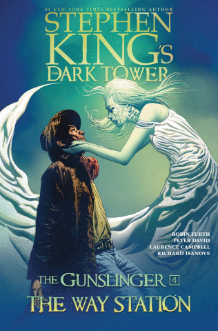 The Dark Tower: The Gunslinger Vol. 4: The Way Station
