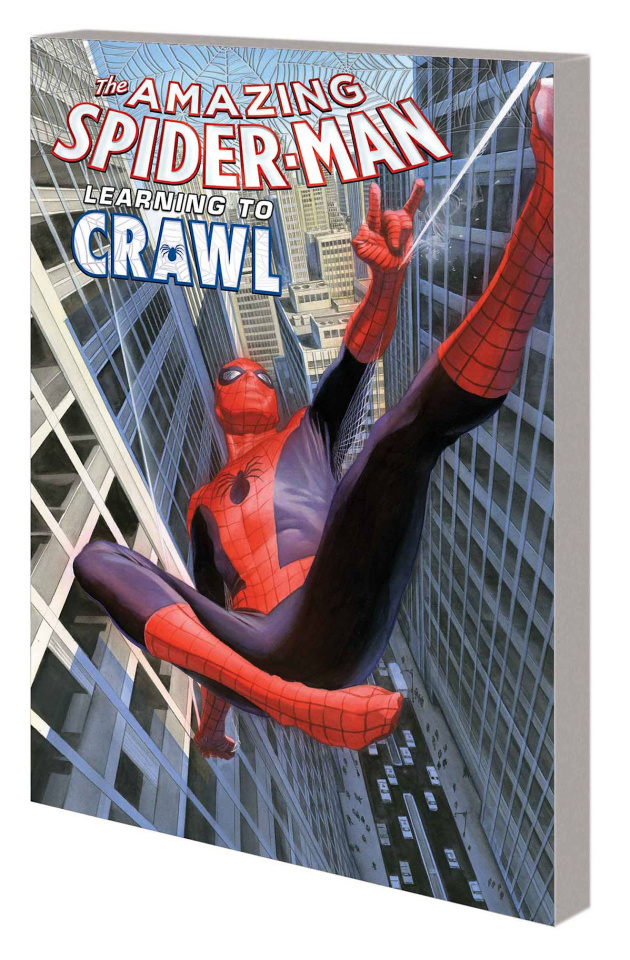 The Amazing Spider-Man Vol. 1.1: Learning To Crawl