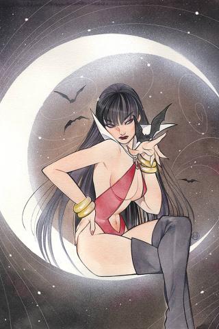 Vampirella #15 (Momoko Virgin Cover)