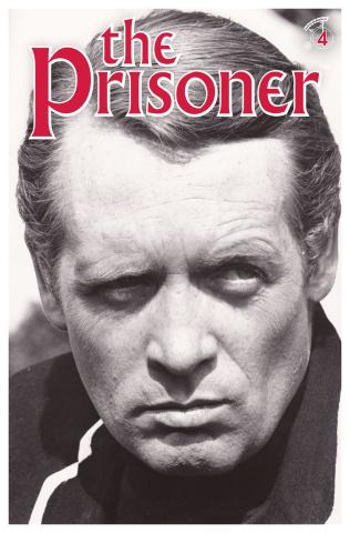 The Prisoner #4 (Photo Cover)