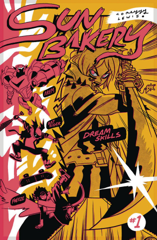 Sun Bakery #1 (Lewis Cover)
