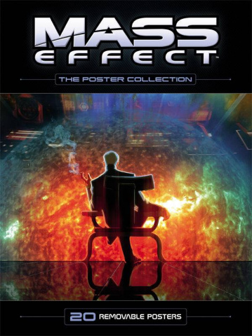 Mass Effect: The Poster Collection