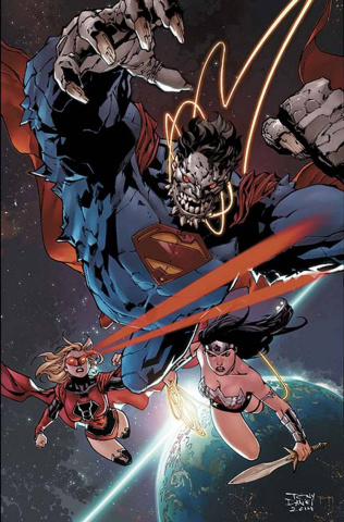 Superman / Wonder Woman #9 (Doomed)