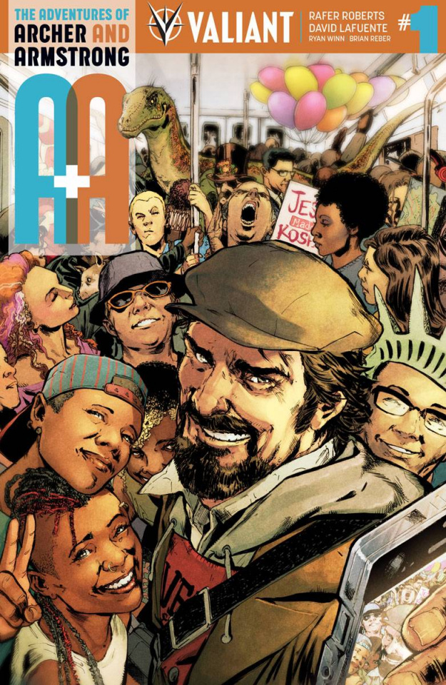 A&A #1 (20 Copy Jimenez Cover)