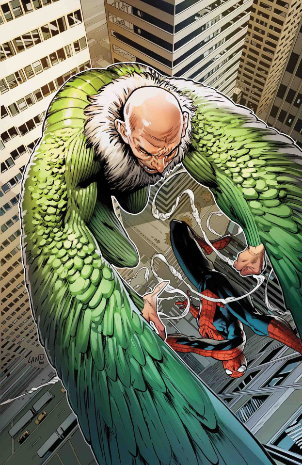 The Amazing Spider-Man #20