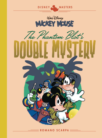 Disney Masters Vol. 5: The Phantom Blot's Double Mystery