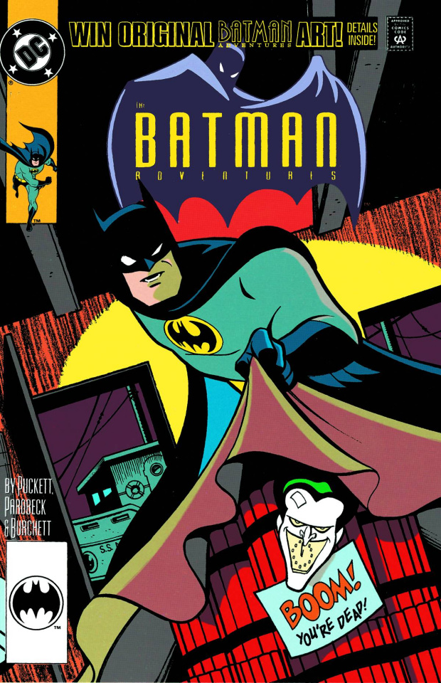 The Batman Adventures Vol. 2