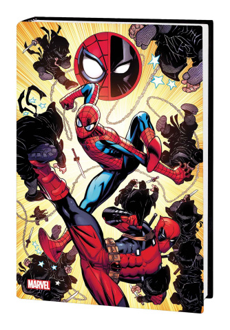 Spider-Man / Deadpool by Kelly & McGuinness