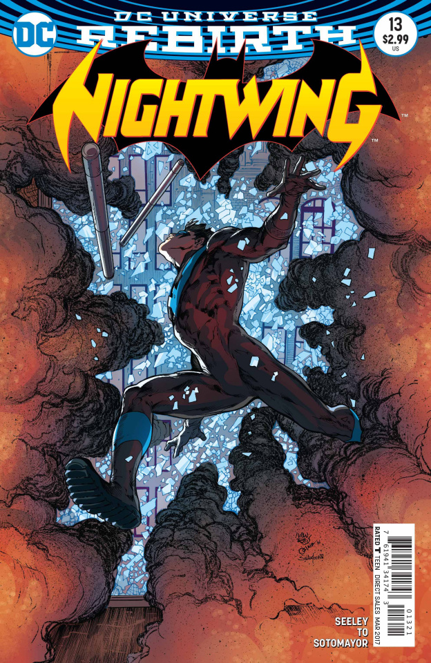 Nightwing #13 (Variant Cover)