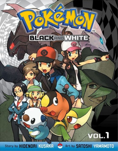 Pokémon: Black & White Vol. 1