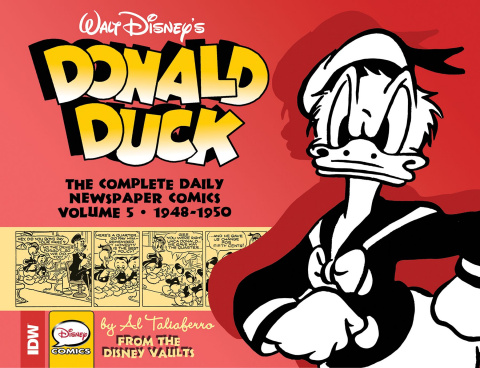 Donald Duck: The Complete Newspaper Comics Vol. 5: 1948 - 1950