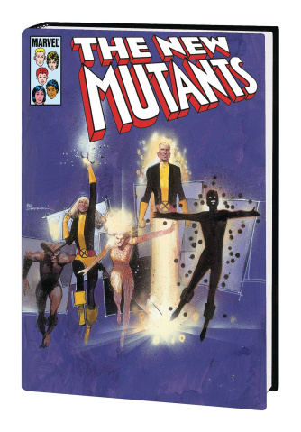 The New Mutants Vol. 1 (Sienkiewicz Cover Omnibus)