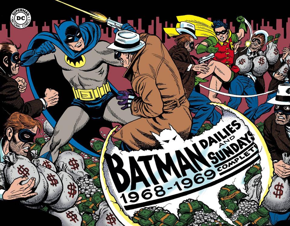 Batman: The Silver Age Newspaper Comics Vol. 2: 1968-1969
