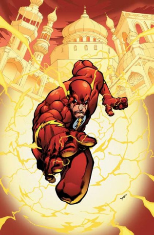 DC Retroactive: The Flash - The '90s #1