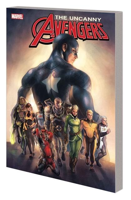 The Uncanny Avengers: Unity Vol. 3: Civil War II