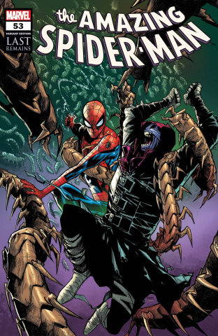 The Amazing Spider-Man #53 (Ramos Cover)