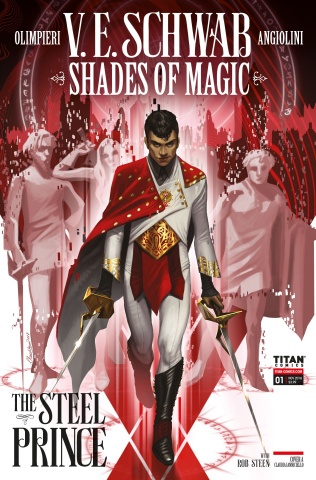 Shades of Magic #1 (Ianniciello Cover)