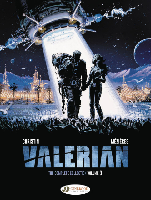 Valerian: The Complete Collection Vol. 3