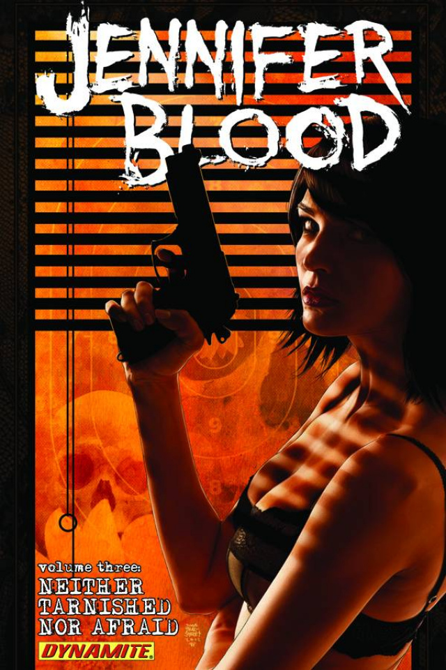 Jennifer Blood Vol. 3