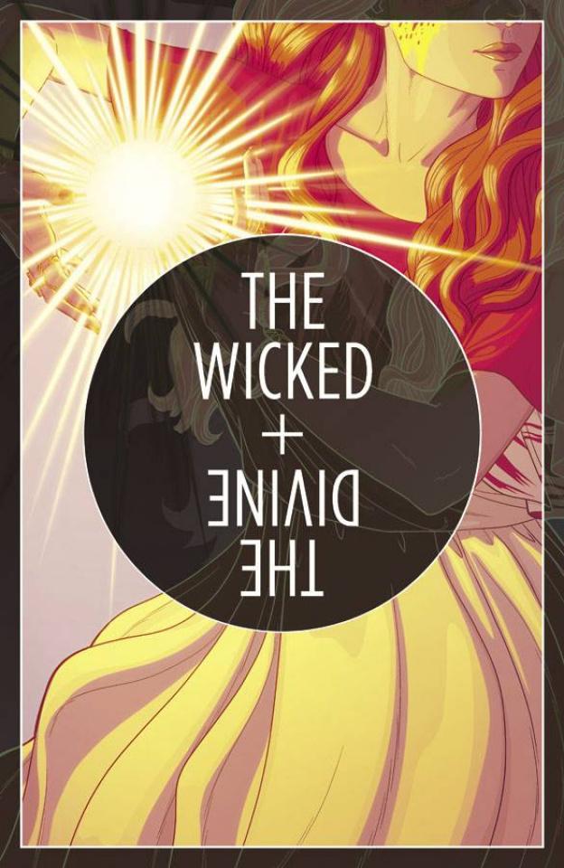 The Wicked + The Divine #15 (McKelvie & Wilson Cover)