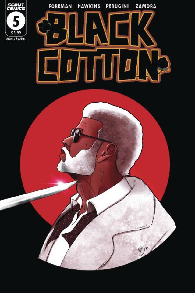Black Cotton #5