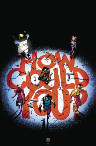 Teen Titans #30: The Terminus Agenda