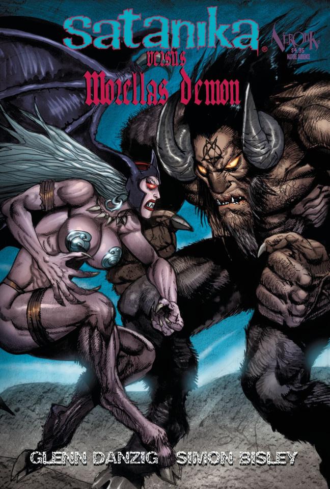 Satanika vs. Morellas Demon #1