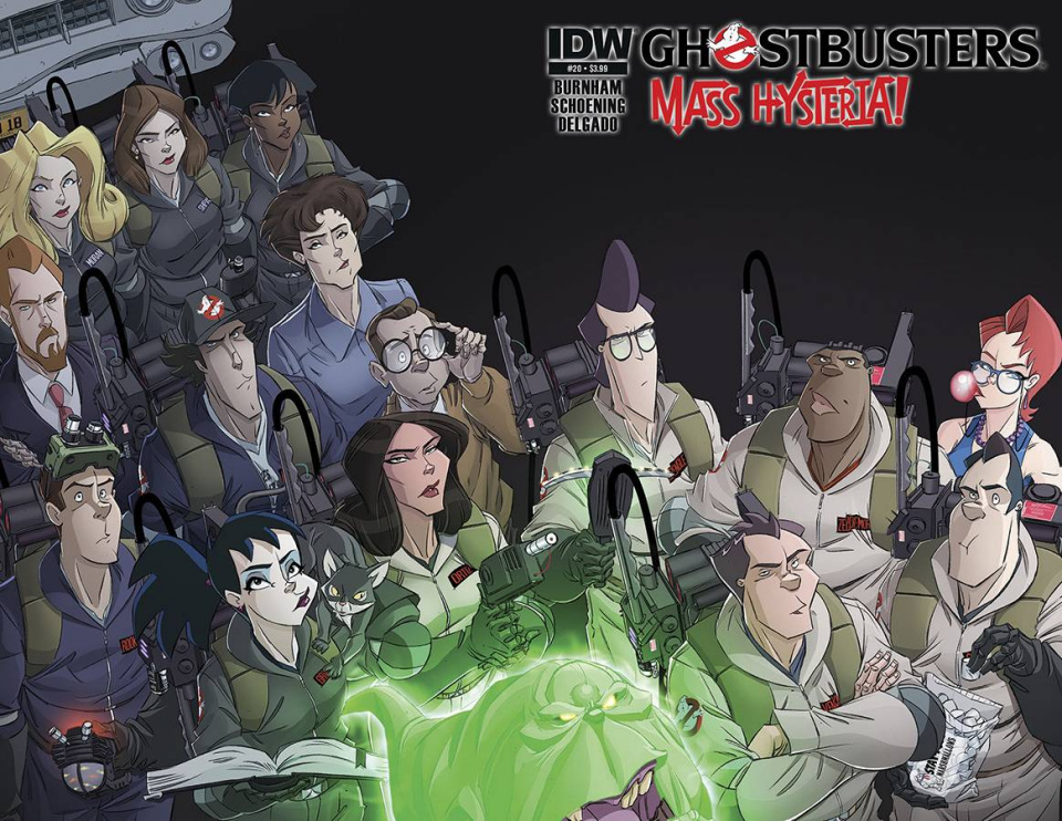 Ghostbusters #20