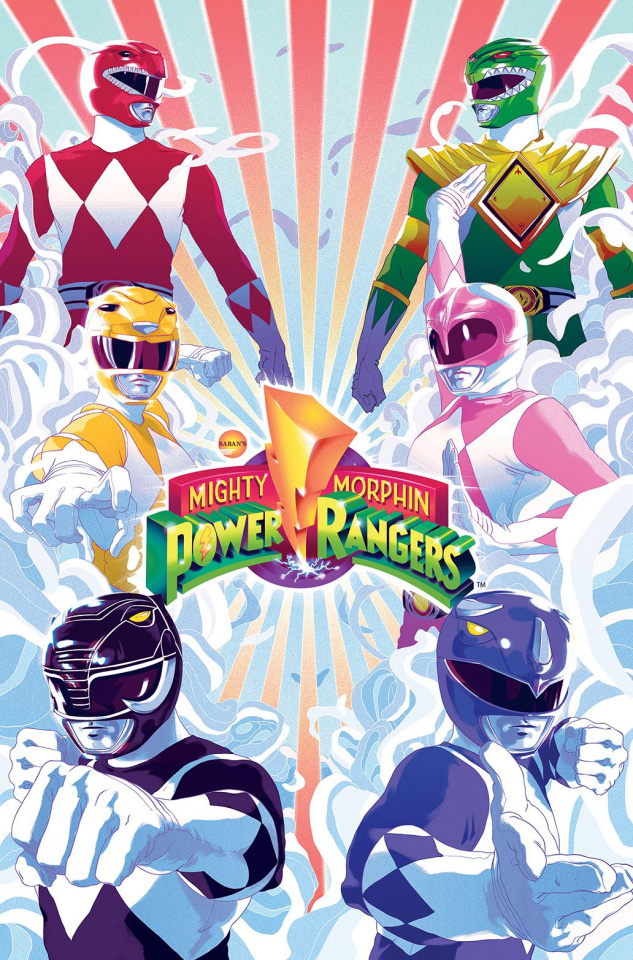 Mighty Morphin' Power Rangers 2016 Annual #1