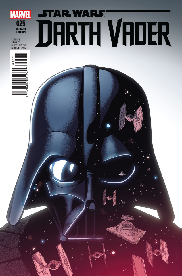 Darth Vader #25 (McKelvie Cover)