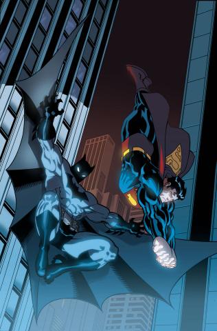 Superman / Batman Vol. 1 (Omnibus)