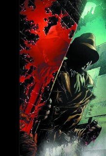 Before Watchmen: Rorschach #4 (Reis Cover)