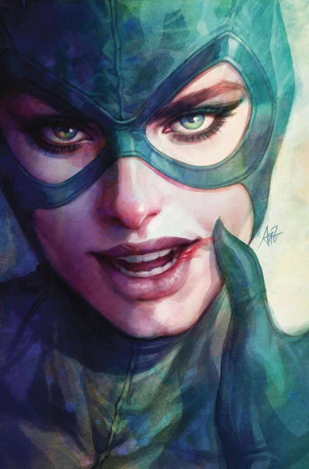 Catwoman #13 (Card Stock Cover)