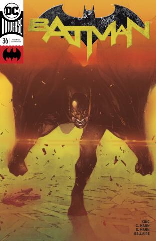 Batman #36 (Variant Cover)