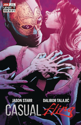 Casual Fling #1 (Deodato Jr Cover)