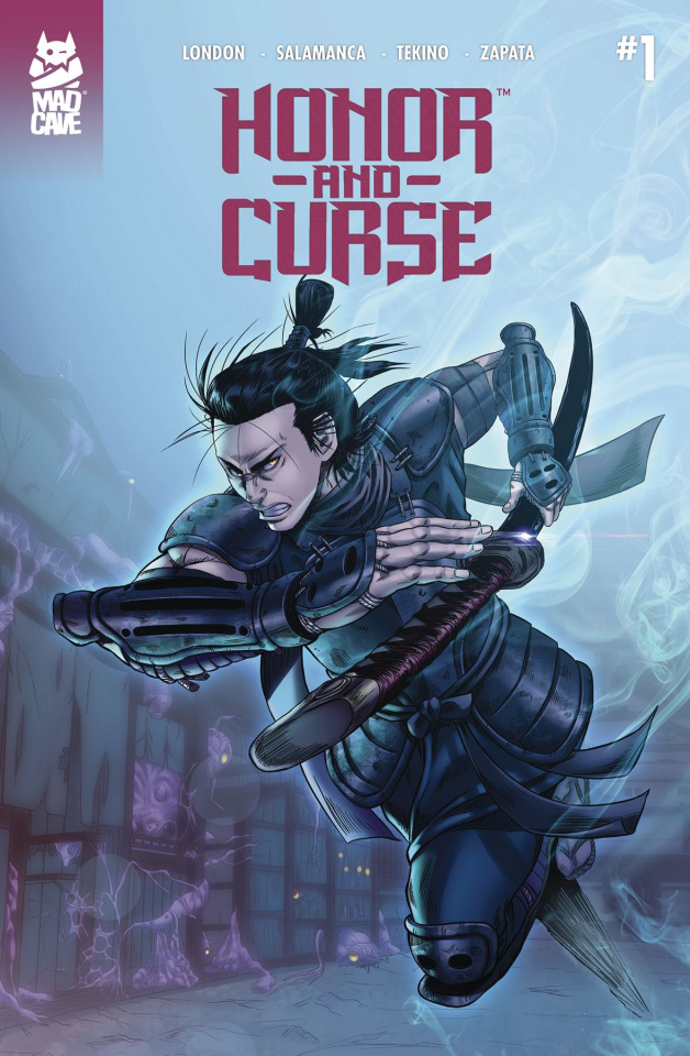 Honor and Curse #1 (2nd Printing)