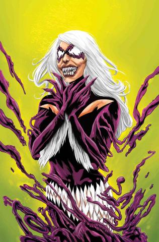 Spider-Man #20 (Venomized Black Cat Cover)