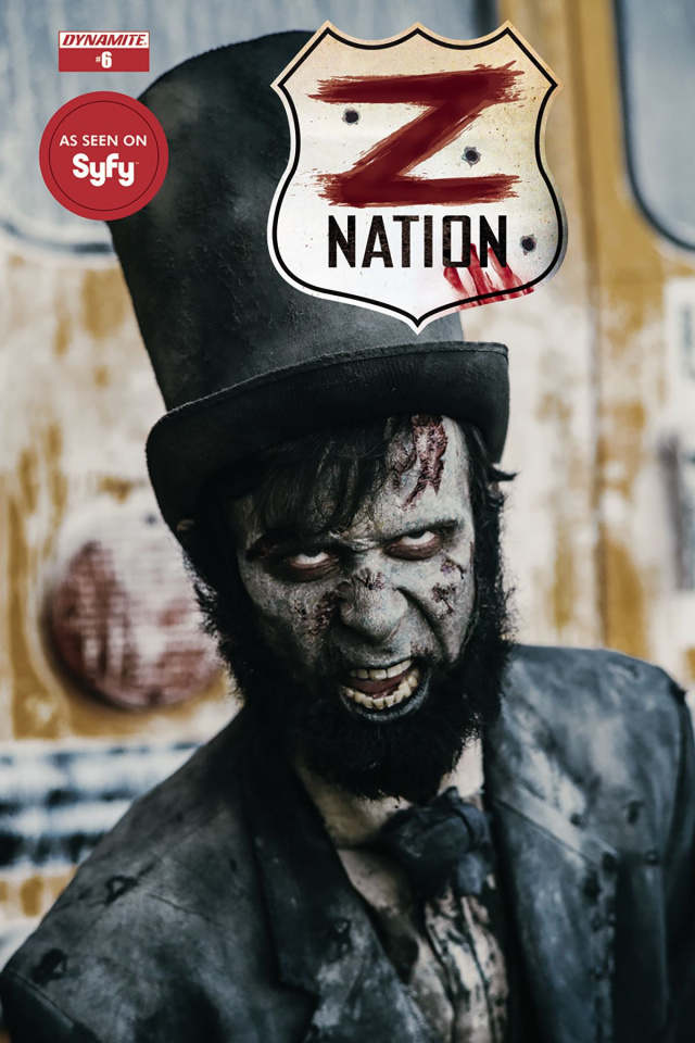 Z Nation #6 (Photo Cover)