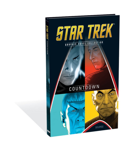 Star Trek: Graphic Novel Collection #1: Countdown