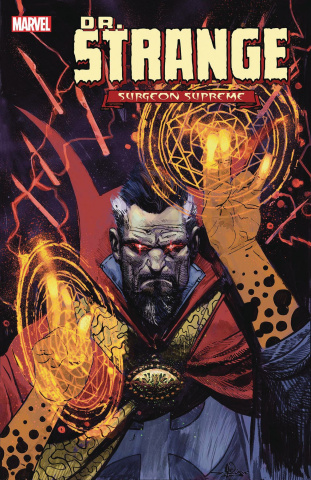 Dr. Strange #1 (Zaffino Cover)