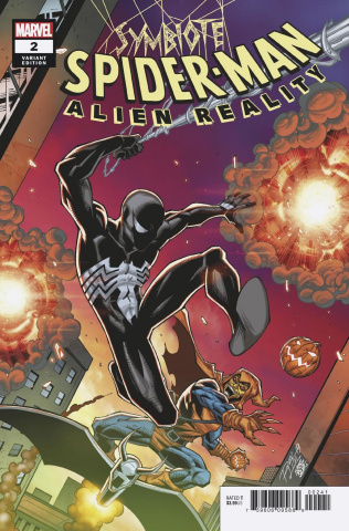Symbiote Spider-Man: Alien Reality #2 (Ron Lim Cover)