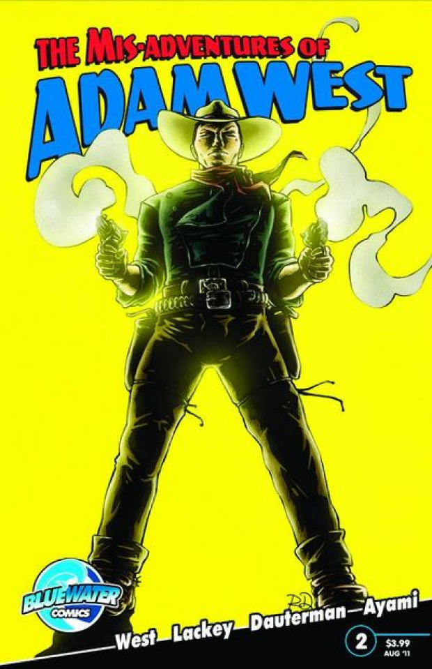 The Mis-Adventures of Adam West #2