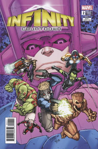 Infinity Countdown #2 (Lim Cover)