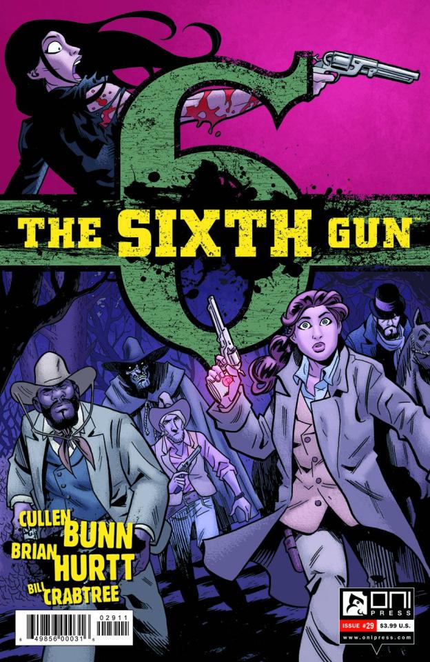The Sixth Gun #29