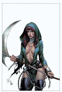 Grimm Fairy Tales: Genesis - Heroes Rising (Rei Cover)